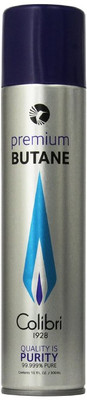 Large Cans 10.1 Fl oz. 300 ML 2- Pack Deal •Less than 30 parts per million impurities •Recommended by most Vaporizer Manufactures! •Won't cause clogged burner valves or misfires •Made in England