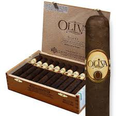 "Single Stick Toro The original Oliva 'O' cigar renamed and repackaged....but tasty as ever!  This is a classic Oliva blend that helped put them on the map. The highly acclaimed 'O' cigar series offers a diverse range of robust flavors that are chewy and rich, yet smooth from start to finish. A Nicaraguan puro that boasts a dark Habano-seed wrapper. Serie 'O' is a triumph for Oliva.  Alert: Oliva Serie 'O' has been named one of Cigar Aficionado's Top 50 Cigars. Along with a '94' rating, the magazine noted, ""The smoke is delicious, with a salty, earthy flavor punctuated by tasty dried cherries and hints of cocoa and cedar."""