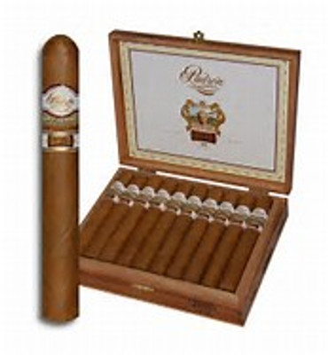 Padron Damaso No. 15 is the first lighter bodied offering from a company famous for creating powerhouse cigars. A golden brown Connecticut wrapper tempers the strength, and blends beautifully with the earthy Nicaraguan binder and filler leaf that lies below. Complex notes of coffee, cream and spice flavors are abundant throughout the smoke, and the sweet tobacco aroma will delight those around you.  Single Stick Length 6 Ring  52 Wrapper Type  Connecticut Binder  Nicaragua Filler  Nicaragua Origin  Nicaragua Strength  Medium