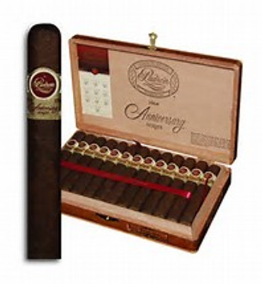 Padron 1964 Anniversary Maduro Principe Single cigar  The Padron 1964 Anniversary Maduro Principe may be a slender little stick but it is huge on premium tobacco taste. Made with all Nicaraguan leaf that's aged a solid four years, its known the world over as a luxury smoke for a really good reason. Full Specifications Strength:Full Shape:Corona Size:4 1/2 x 46 Country:Nicaragua Color:Maduro Wrapper Origin:Nicaraguan Wrapper Leaf:Habano