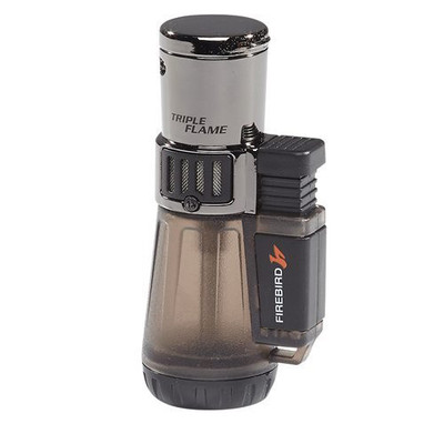 Colibri Firebird Afterburner Lighter BLACK