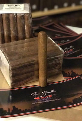 A smooth Handmade Traditional Cuban Style Mild to Medium cigar. An Artisan Cured Silky Smooth Connecticut wrapper and 1st Quality Nicaraguan binders and fillers Farmed by the Oliva Family, making this cigar one of the finest. This crafted Cigar boasts a Mild To Medium bodied flavor With sweet Notes of Caramel Cream. Try them in Bundles of 20