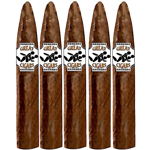 Great f--king Cigar Maduro 5 pack sampler