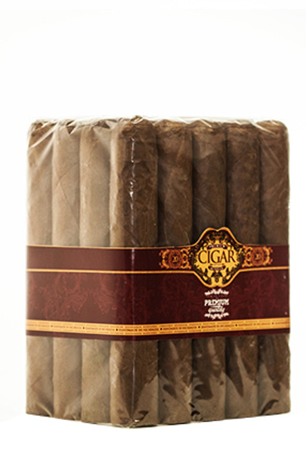 Premium Cigar Bundles is one of the Finest bundled cigars coming out of Nicaragua it contains Premium Long Filler Tobacco from the Four major regions in Nicaragua slowly aged to perfection and put together with a Premium Jalapa Binder and Wrapped with a Ecuadorian Habano Wrapper for that Ultimate Smoking Experience! Bundles of 20.