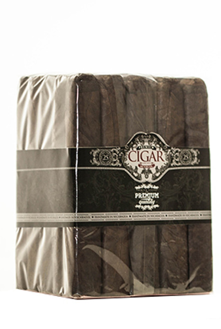 Our Select Reserve line is one of the Finest bundled cigars coming out of Nicaragua it contains Premium Long Filler Tobacco from the Four major regions in Nicaragua slowly aged to perfection and put together with a Premium Jalapa Binder and Wrapped with a Brazilian Wrapper for that Ultimate Peppery Smoking Experience! Bundles of 20.