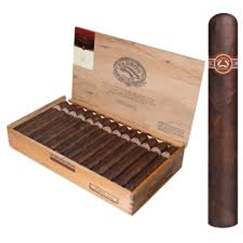 The maduro-wrapped Padron Series 7000 cigars are a real treat. These dark luxurious gems are medium in body and filled with silky-smooth, creamy, and rich flavors. They are also rated very high.  you'd be crazy not to try these elegant premium cigars that are some of the best on the planet.  PADRON 7000 The Padron cigar brand stands for both great quality and great economy. Its cigars are well-made yet do not cost exorbitant amounts of money. Expert rollers create Padron cigars by hand, using well-cured Nicaraguan tobacco grown from proven Cuban seed stock. All Padrons are box-pressed, lending them  FULL SPECIFICATIONS Strength:Full Shape:Toro Size:6 1/4 x 60 Country:Nicaragua Color:Maduro Wrapper Origin:Nicaraguan Wrapper Leaf:Habano  Single Stick