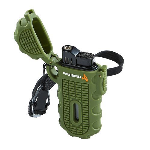 Colibri Firebird Ascent Lighter - Green