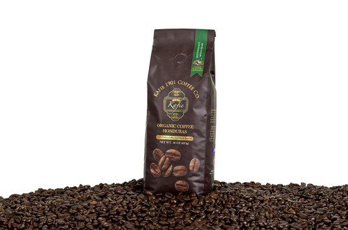 Roasted for taste, distinct body characters and levels of acidity, making the coffee more complex in every cup.  Coffee has notes of chocolate and cocoa, a naturally occurring characteristic found in this Arabica bean grown and harvested on select fair trade farms in Honduras.