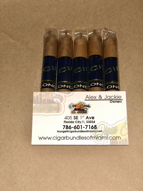 Acid Blondie 5 Pack of Cigars