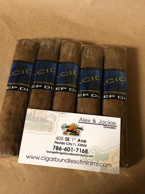 Acid Deep Dish 5 pack of Cigars