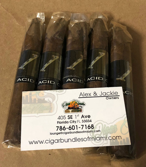 Acid 1 Five Pack of Cigars