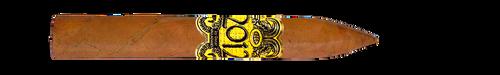 Strength: Mild  Wrapper: Honduras  Binder: Honduras  Filler: Honduras/Nicaragua  Sizes: Short Robusto (4×50), Toro (6×52), Sixty (6×60), Torpedo (6.5×52)