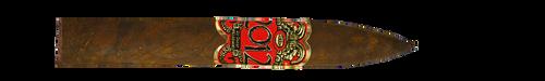 Strength: Medium to Full  Wrapper: Mexico San Andres  Binder: Honduras  Filler: Nicaragua  Sizes: Short Robusto (4×50), Toro (6×52), Sixty (6×60), Torpedo (6.5×52)