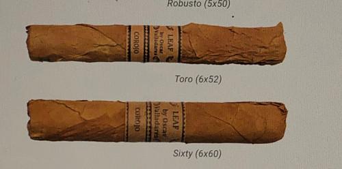 Strength: Medium  Wrapper: Honduras  Binder: Honduras  Filler: Honduras