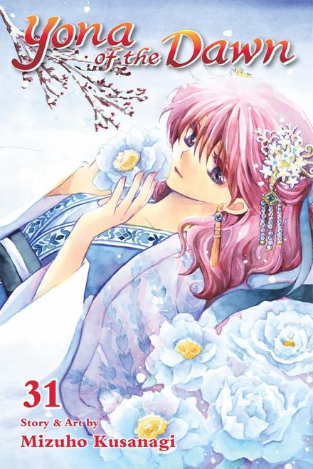 Manga: Yona of the Dawn 31