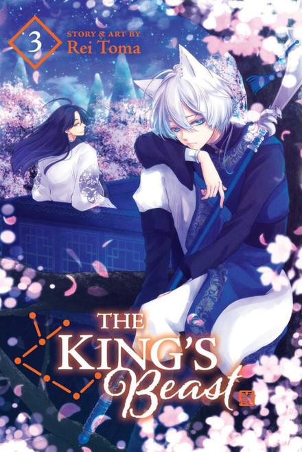 Manga: King's Beast 03