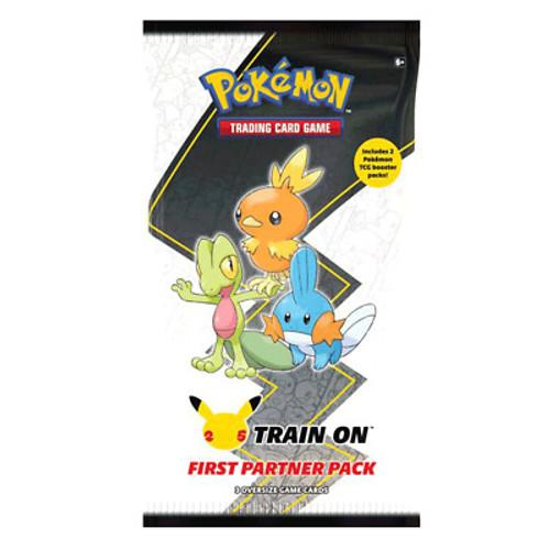 TCG: Pokemon - First Partner Booster Pack 06: Hoenn Region