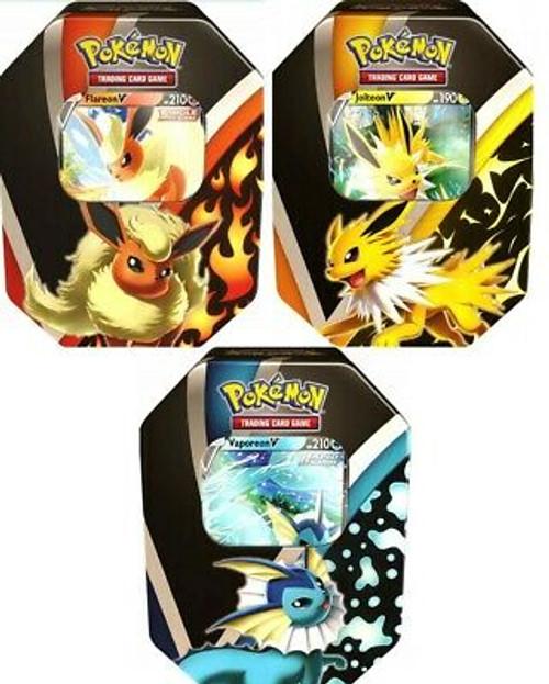 TCG: Pokemon - Eevee Evolutions Tin