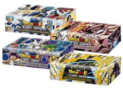 TCG: Dragon Ball Super - Special Anniversary Box 2021