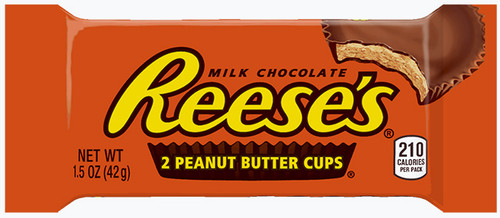 Candy Bar: Reese's - Peanut Butter Cups