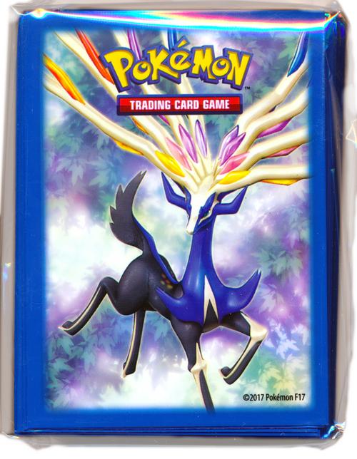 TCG: Pokemon XY Accessory - Xerneas Sleeves
