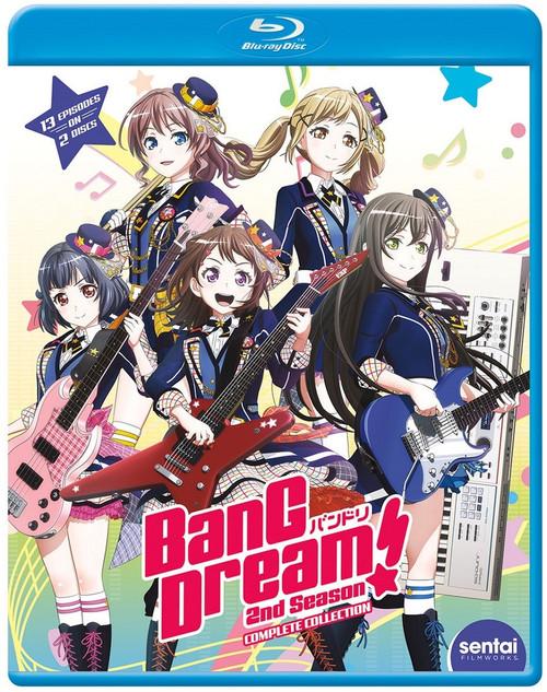BanG Dream! Blu-ray Season 2