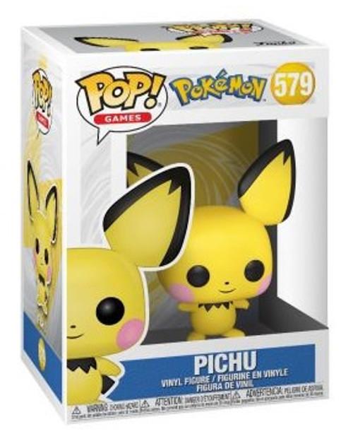 Figure: Pokemon - Pichu (Pop!)
