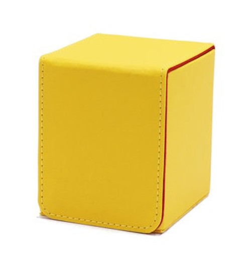Deck Box: Dex Protection - Small Yellow