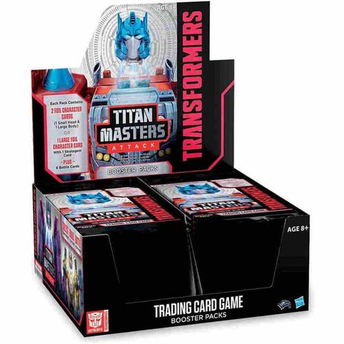 TCG: Transformers - Booster Box 05: Titan Masters