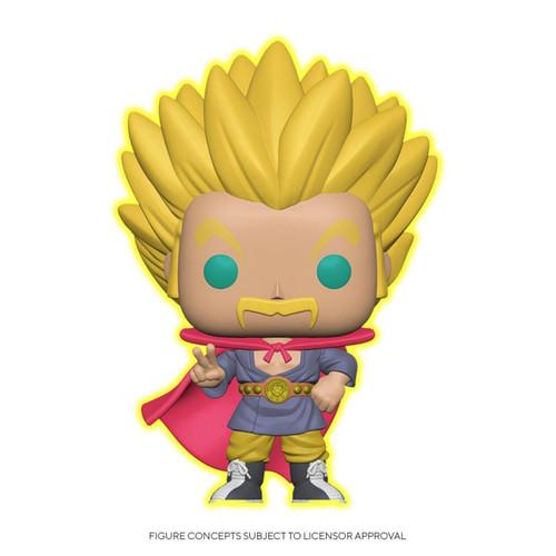 Figure: Dragon Ball Super - Super Hercule (Specialty Series) (Glows in the Dark) (Pop!)
