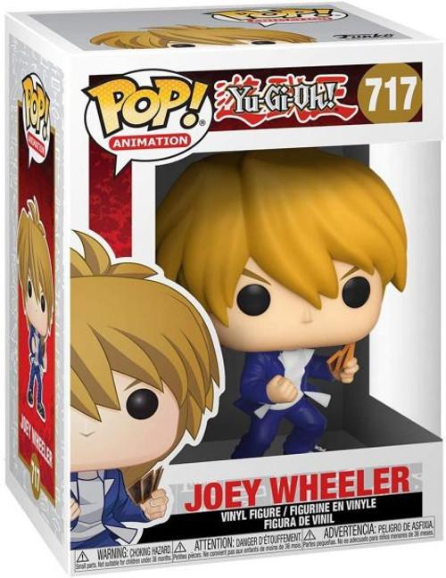 Figure: Yu-Gi-Oh! - Joey Wheeler (Pop!)