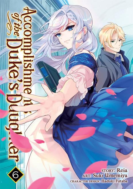Manga: Accomplishments of the Duke's Daughter 06