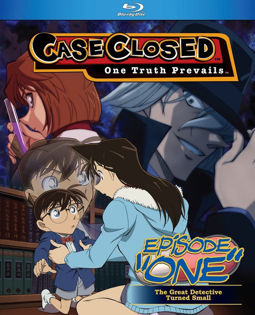 """Case Closed Blu-ray Movie: Episode """"One"""""""