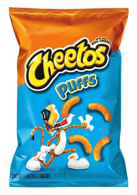Chips: Cheetos - Puffs (1.375 oz.)