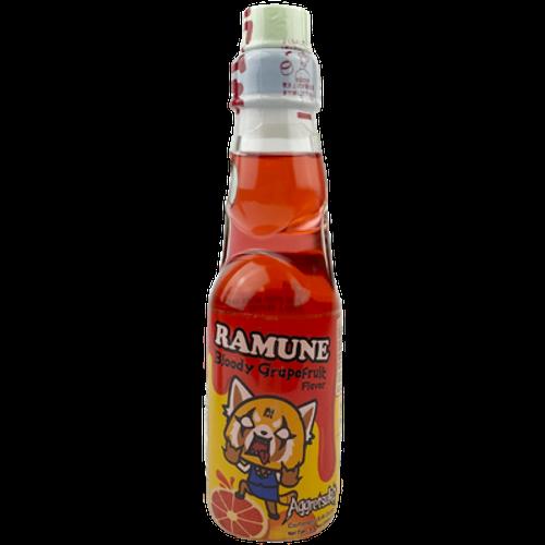 Ramune Soda: Bloody Grapefruit - Aggretsuko