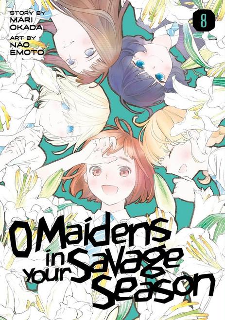 Manga: O Maidens In Your Savage Season 08