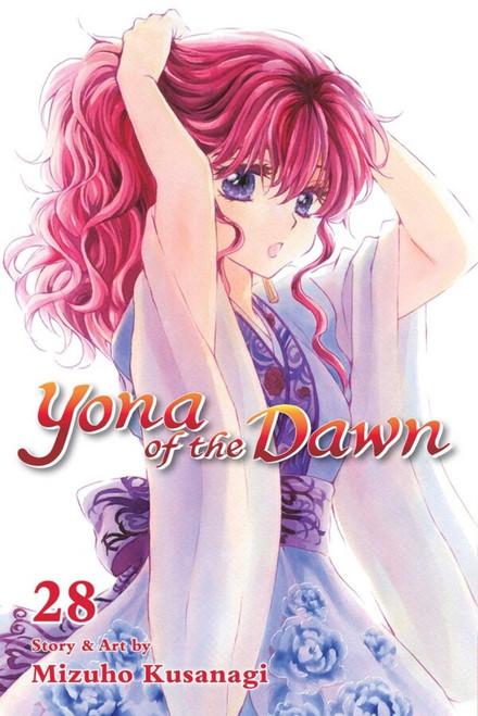 Manga: Yona of the Dawn 28