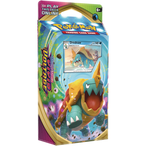 TCG: Pokemon - Theme Deck 86: Drednaw