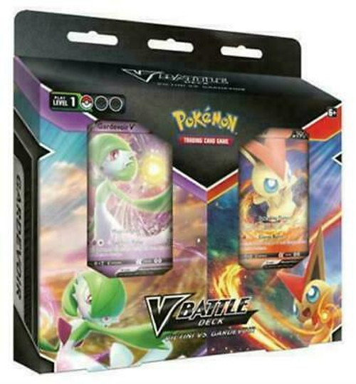 TCG: Pokemon - V Battle Deck: Victini vs. Gardevoir