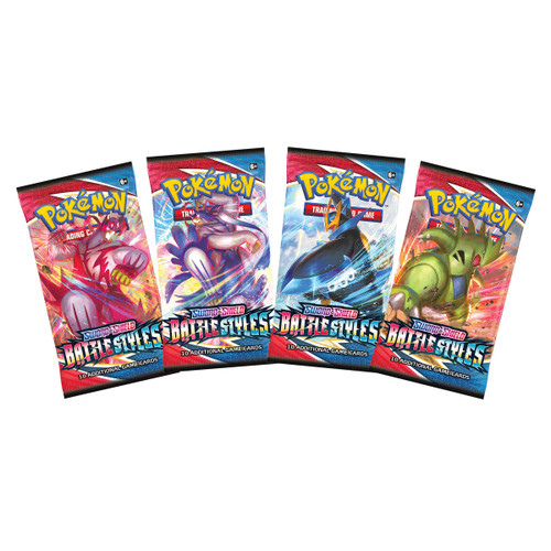 TCG: Pokemon - Booster Pack 87: Sword and Shield Battle Styles