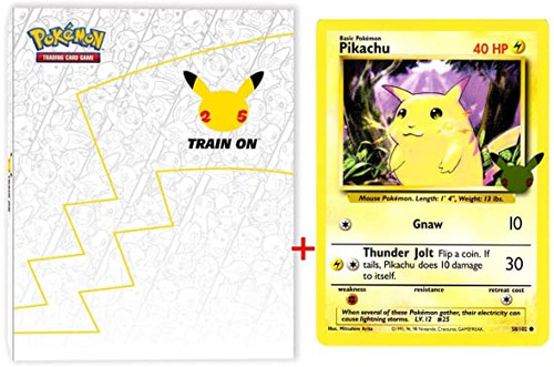 Card Portfolio: Pokemon - First Partner Collector's Binder (Oversized 1-Pocket)