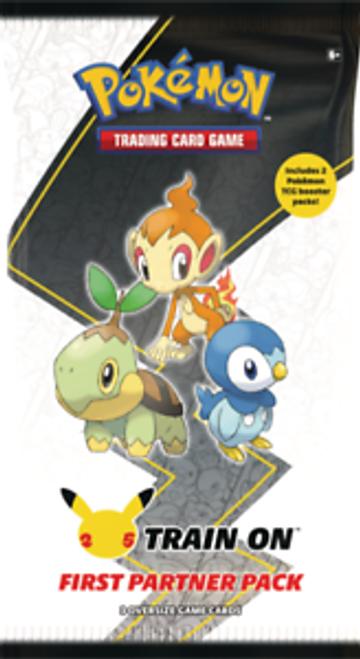 TCG: Pokemon - First Partner Booster Pack 05: Sinnoh Region
