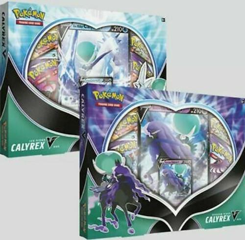 TCG: Pokemon - Calyrex V Box