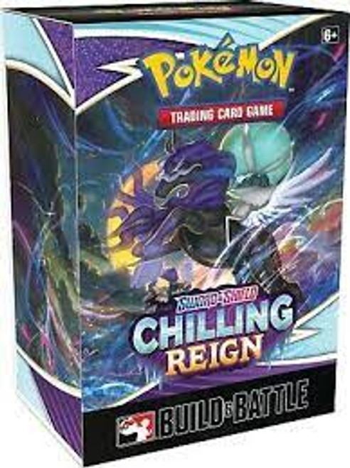 TCG: Pokemon - Build and Battle 88: Sword and Shield Chilling Reign