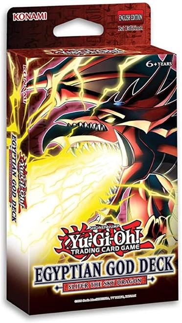TCG: Yu-Gi-Oh! - Structure Deck: Egyptian God Deck: Slifer the Sky Dragon