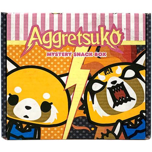Mystery Snack Box: Aggretsuko