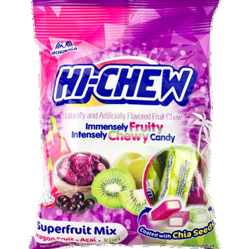 Hi-Chew Bag: Superfruits Mix - Dragonfruit, Acai, and Kiwi