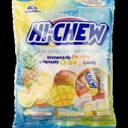 Hi-Chew Bag: Tropical Mix - Orange, Pineapple, and Mango