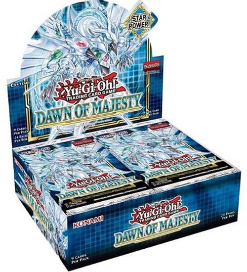 TCG: Yu-Gi-Oh! - Booster Box: Dawn of Majesty