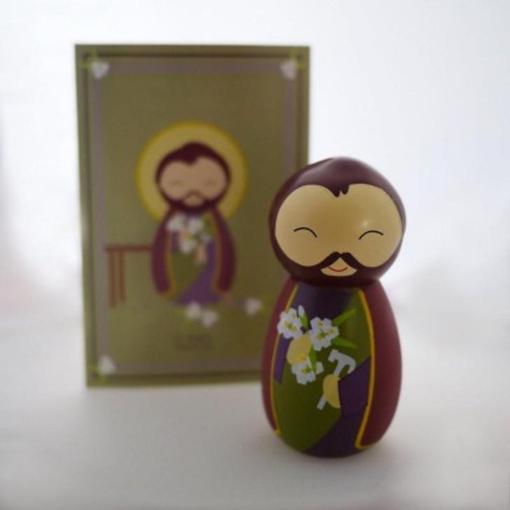 Saint Joseph Shining Light Doll